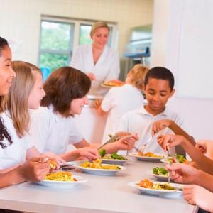 Cocinas escolares