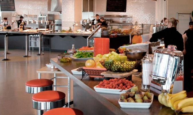 Menaje para empresas for Menaje de cocina para restaurante